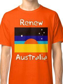 Renew Australia - New Flag Design Classic T-Shirt