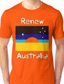 Renew Australia - New Flag Design Unisex T-Shirt