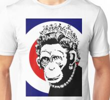 Banksy – Monkey Queen Unisex T-Shirt