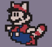 8Bit Super-Mario by DaveN