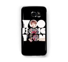 TWICE 'Yoo Jeong-yeon' Typography Samsung Galaxy Case/Skin
