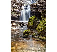 Summerhill Force, Teesdale Photographic Print