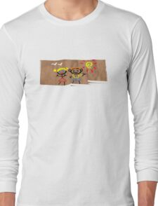 Stick Friends Long Sleeve T-Shirt