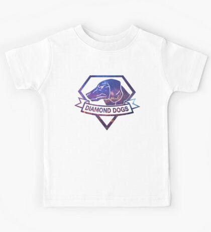 Diamond  universe Kids Tee