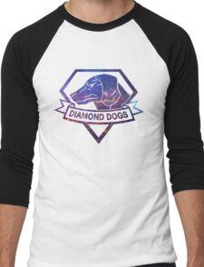 Diamond  universe Men's Baseball ¾ T-Shirt