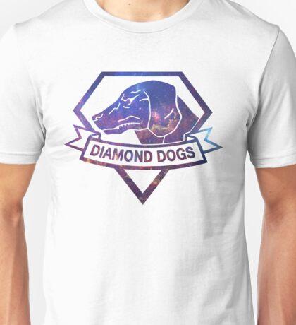 Diamond  universe Unisex T-Shirt