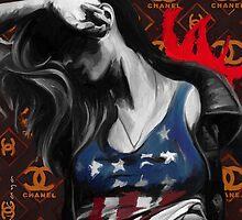 Miss America by Rafael Gaya