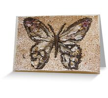 BUTTERFLY ~ 2 CLOSE Greeting Card