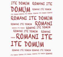ROMANI ITE DOMUM #2 (iPhone version) Kids Clothes