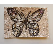 BUTTERFLY ~ 5 FLAME Photographic Print