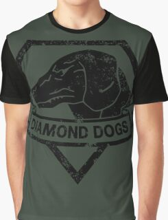 Diamond (Black) Graphic T-Shirt