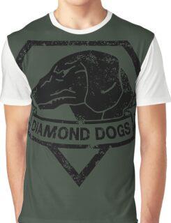 Diamond (Black) Graphic T-Shirt