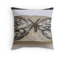 BUTTERFLY ~ 10 AWAY Throw Pillow