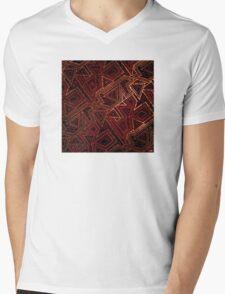 COMPLICATED LOVE Mens V-Neck T-Shirt