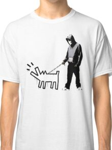 banksy - choose your weapon Classic T-Shirt