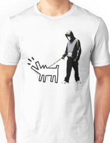 banksy - choose your weapon Unisex T-Shirt