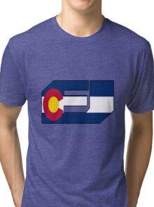 fj colorado  Tri-blend T-Shirt