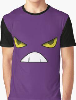 Pokemon - Crobat Crobat Face Graphic T-Shirt