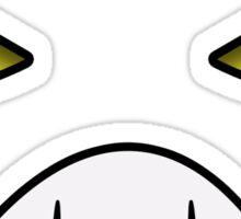 Pokemon - Crobat Crobat Face Sticker