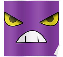 Pokemon - Crobat Crobat Face Poster