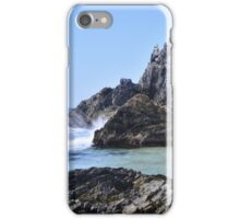 Waves on the Rock iPhone Case/Skin