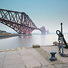 Forth rail bridge by Grant Glendinning