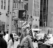 NYCrowds by Pippa Carvell