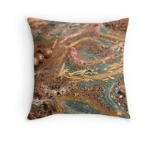 BUTTERFLY ~ 30 TURQUOISE  Throw Pillow
