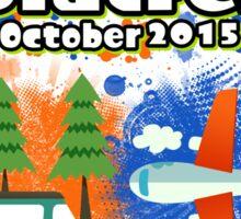 Splatfest October 2015 Sticker