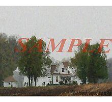 Farmhouse by aliciacain2121