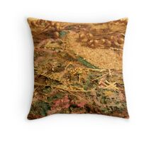 BUTTERFLY ~35 TOGETHER Throw Pillow