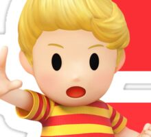 I Main Lucas Sticker