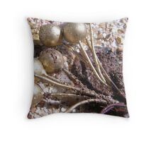 BUTTERFLY ~ 42 FEELERS Throw Pillow