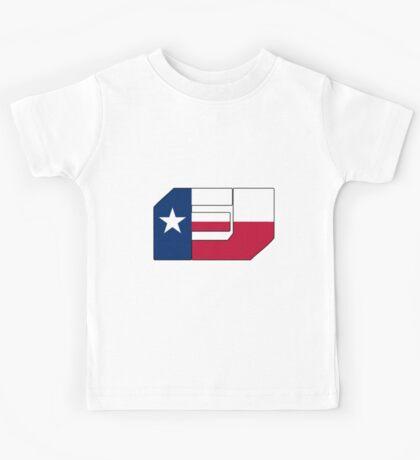 Fj Texas Kids Tee