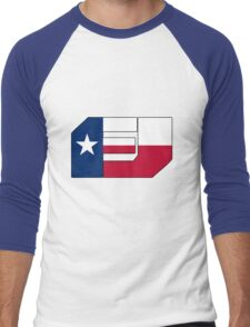 Fj Texas Men's Baseball ¾ T-Shirt