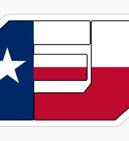 Fj Texas Sticker