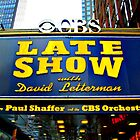 The Late Show With David Letterman by Jane Neill-Hancock