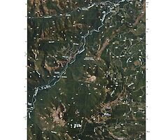 USGS Topo Map Washington State WA Old Scab Mountain 20110506 TM by wetdryvac