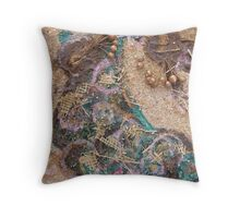 BUTTERFLY ~ 62 SWAN WINGS Throw Pillow