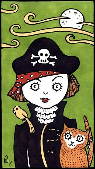 Shiver Me Timbers by Anita Inverarity