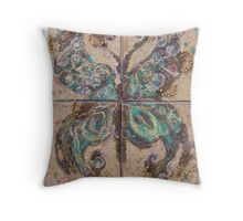 BUTTERFLY ~ 72 SPIRITUAL Throw Pillow