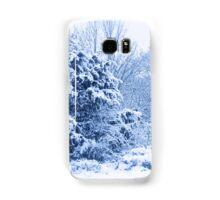 Winters scene  Samsung Galaxy Case/Skin