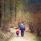 A Walk with Grandpa by Tracy Friesen