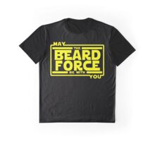 Jedi's Beard. Graphic T-Shirt