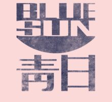 Blue Sun Vintage Style Shirt (Firefly/Serenity) Baby Tee