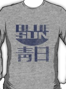 Blue Sun Vintage Style Shirt (Firefly/Serenity) T-Shirt