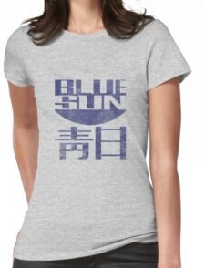 Blue Sun Vintage Style Shirt (Firefly/Serenity) Womens Fitted T-Shirt