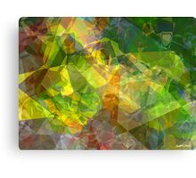 Abstract Polygons 11 Canvas Print