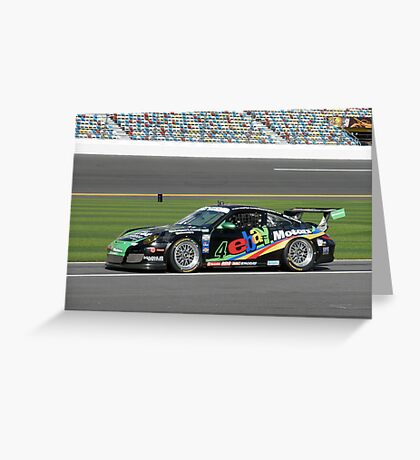 Ebay Porsche GT3 Greeting Card