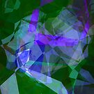 Abstract Polygons 14 by Christopher Johnson